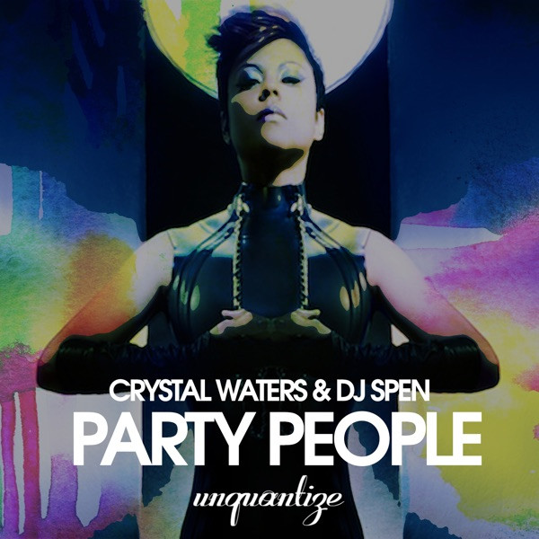 Crystal Waters - Party People (Michael Gray Remix Radio Edit)
