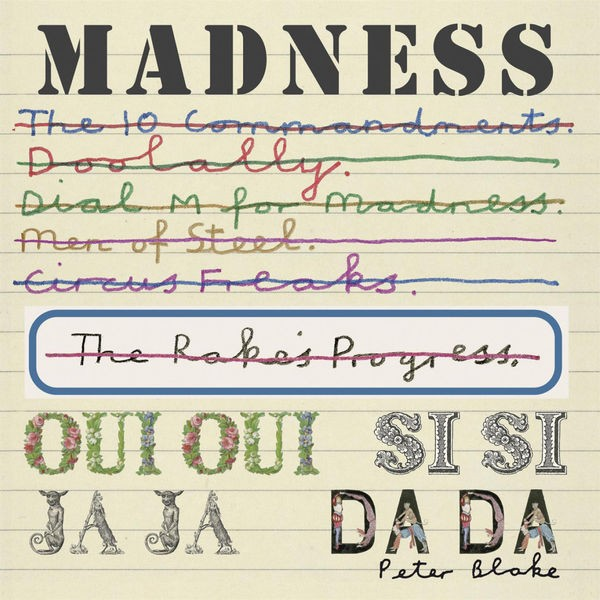 MADNESS - NEVER KNEW YOUR NAME
