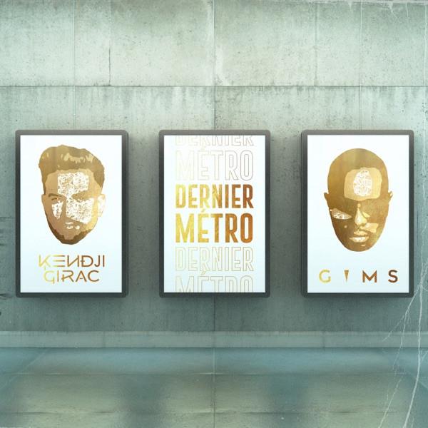 Kendji Girac feat. Maitre Gims - Dernier métro