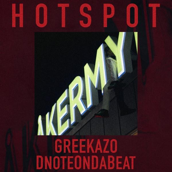 Greekazo & DnoteOnDaBeat - HotSpot
