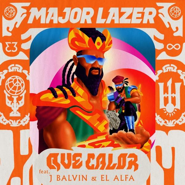 MAJOR LAZER feat. J.Balvin - Que calor