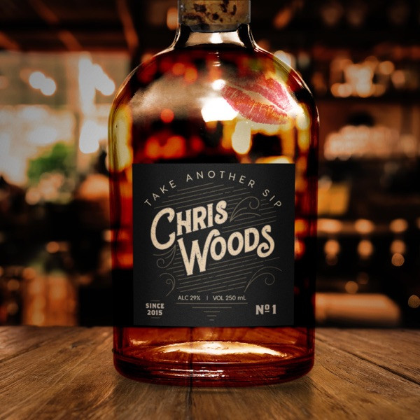 Chris Woods - Take Another Sip
