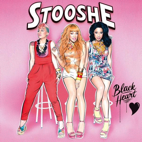 Stooshe - Black Heart