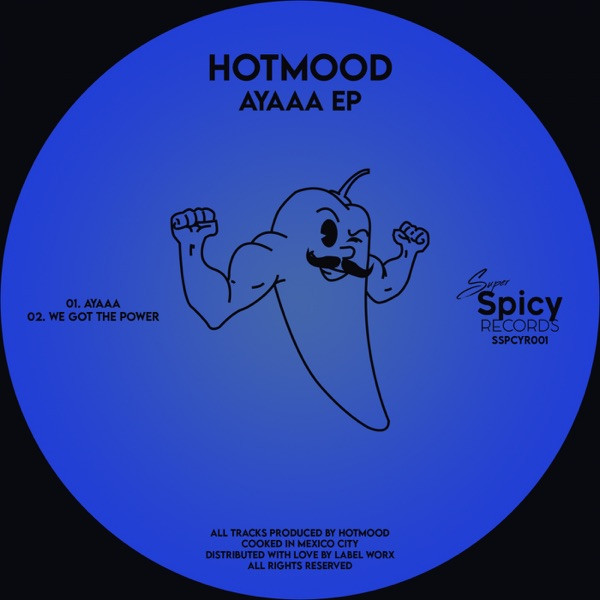 Hotmood - We Got The Power