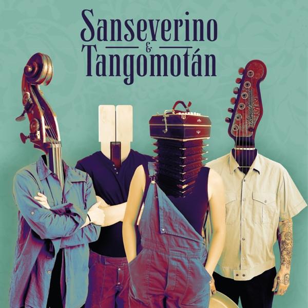 SANSEVERINO et TANGOMOTAN - LES GARES