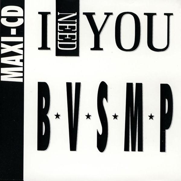 I Need You - U.S. Radio Mix