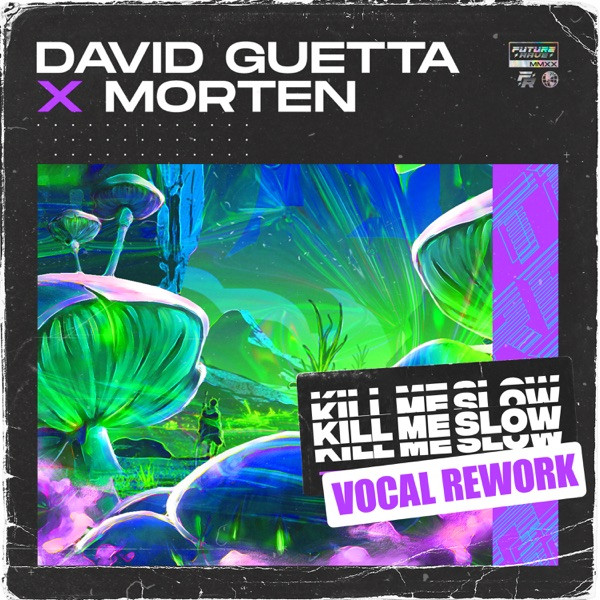 DAVID GUETTA and Morten - Kill me slow (Vocal rework)