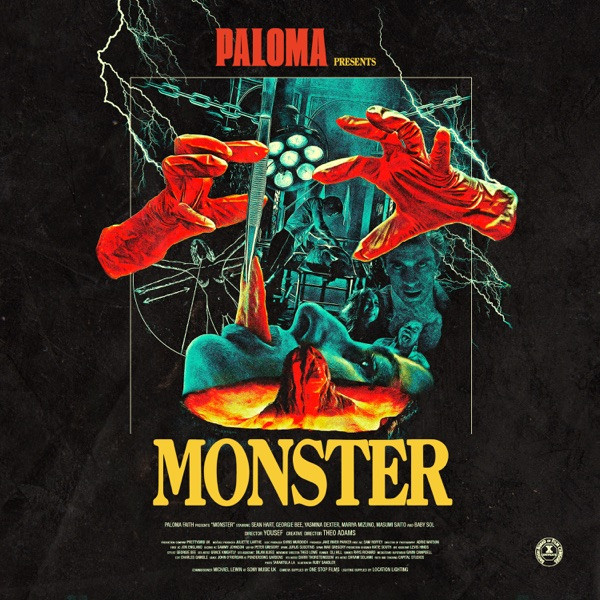 Paloma Faith, Majestic - Monster