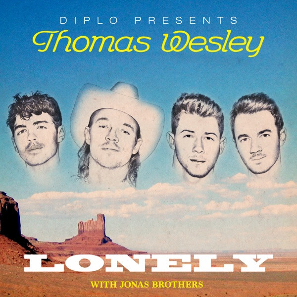 Lonely (with Jonas Brothers)