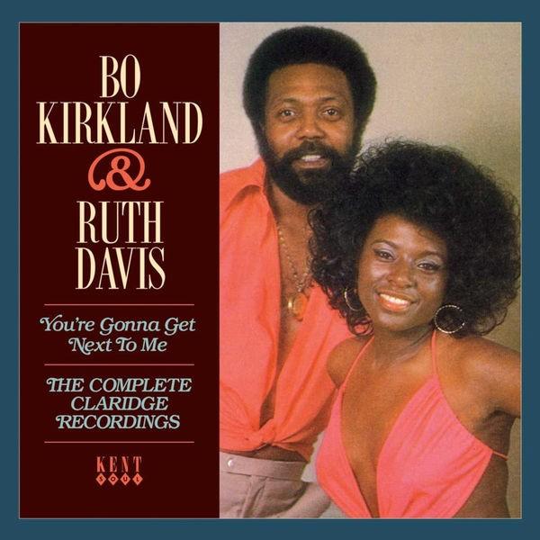 Bo Kirkland And Ruth Davis - Easy Loving