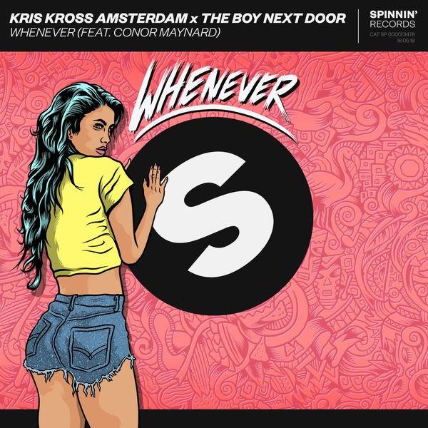 Kris Kross Amsterdam Conor Maynard - Whenever