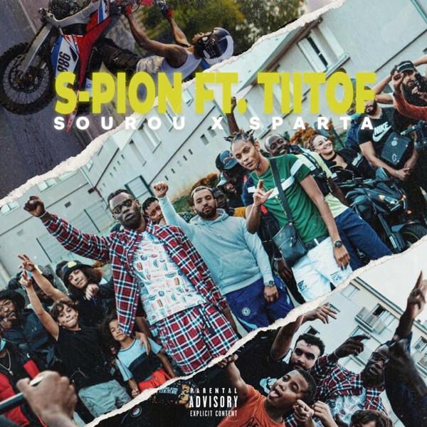 S-Pion - Sourou x sparta feat Titof