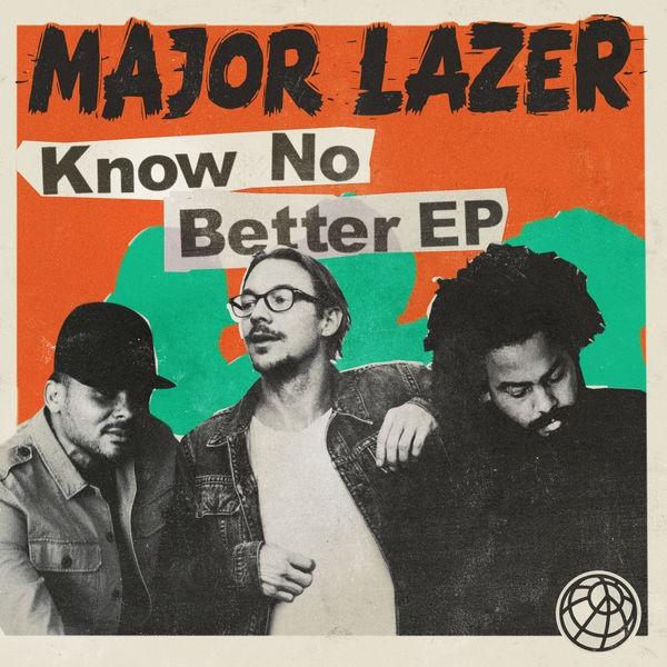 Major Lazer - Particula