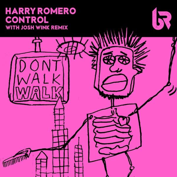 Harry Romero - Control