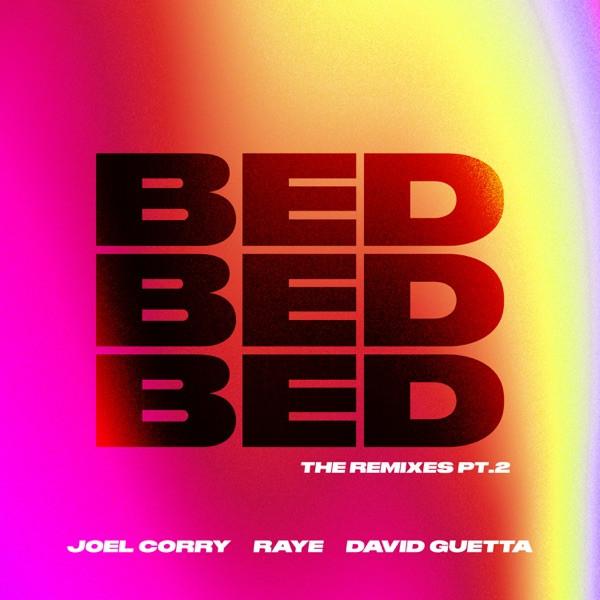 JOEL CORRY FEAT & DAVID GUETTA - BED