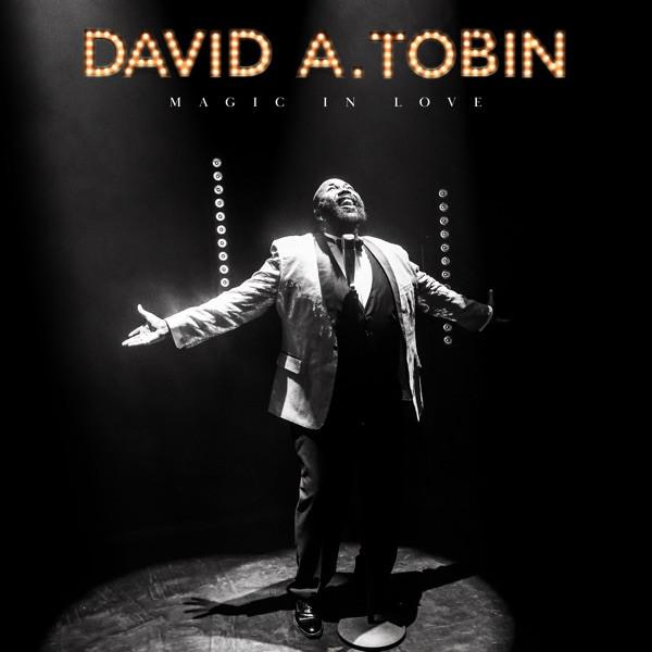 David A. Tobin - Magic In Love (Rob Hardt Single Mix)