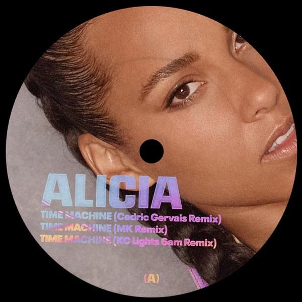 ALICIA KEYS - ALICIA KEYS TIME (CEDRIC GERVAIS REMIX)