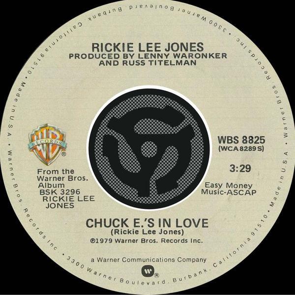 Chuck E's In Love