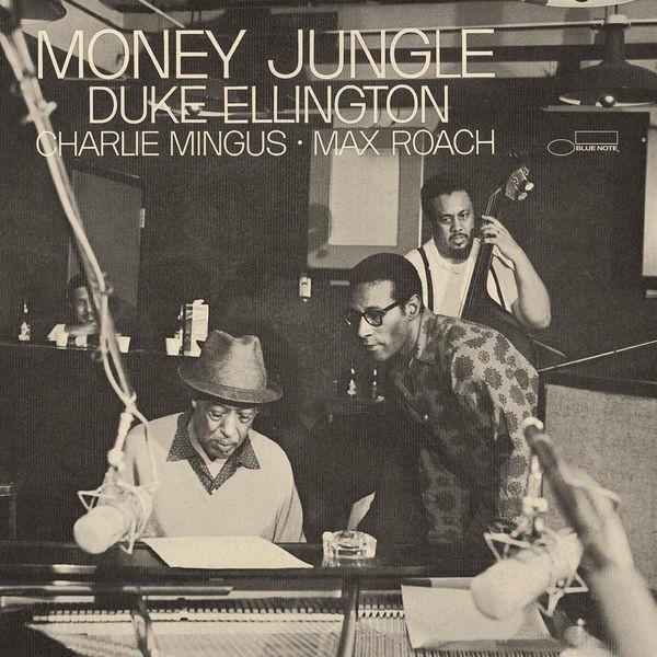 Duke Ellington With Charles Mingus