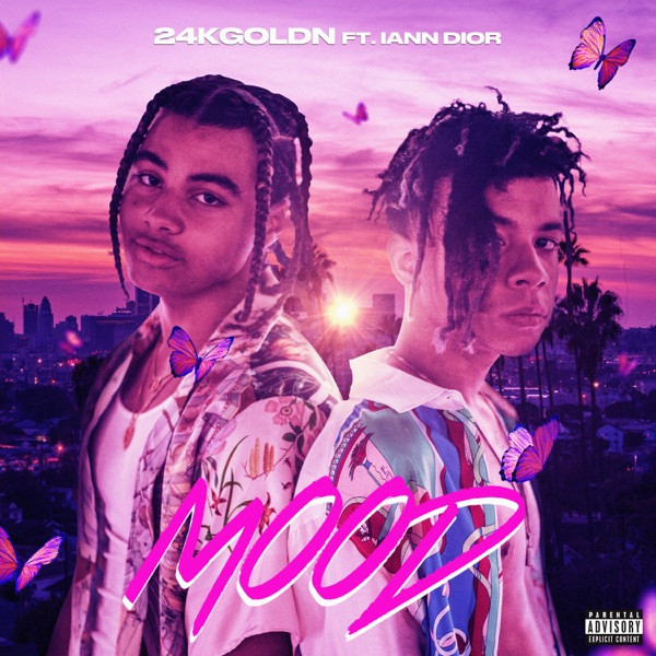 24kGoldn feat. Iann Dior - Mood
