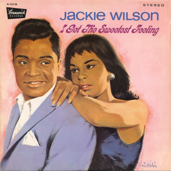 Jackie Wilson Brunswick - You Brought About A Change In Me