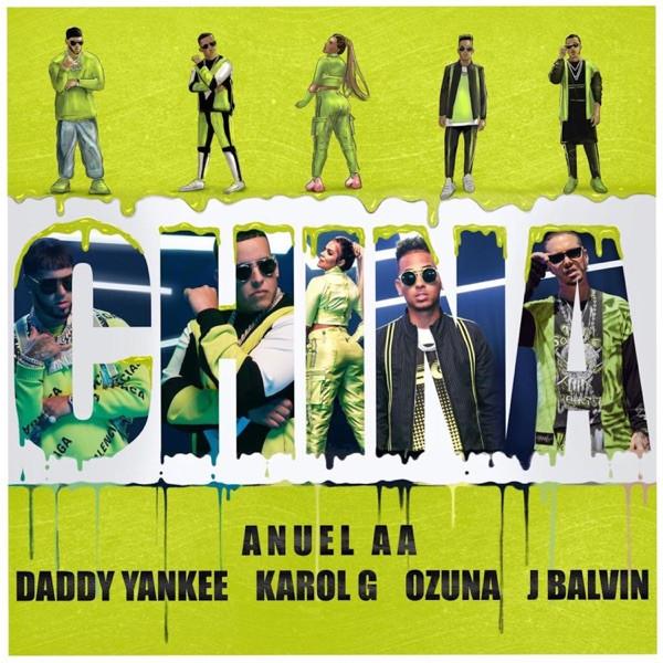 Anuel AA, Daddy Yankee, Karol G, Ozuna & J Balvin - China