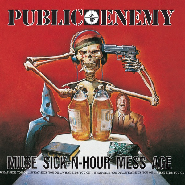Public Enemy - they Used To Call It Dope