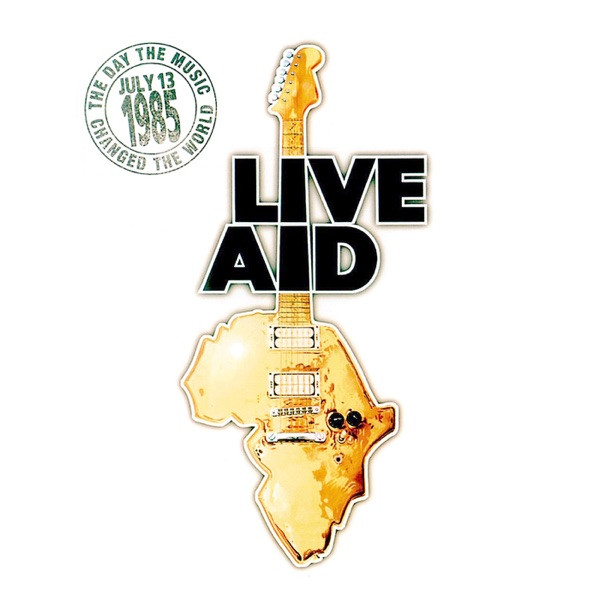 Do They Know It's Christmas? - Live at Live Aid, Wembley Stadium, 13th July 1985