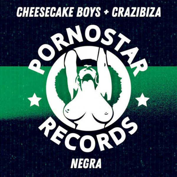 Cheesecake Boys, Crazibiza - Negra - Original Mix
