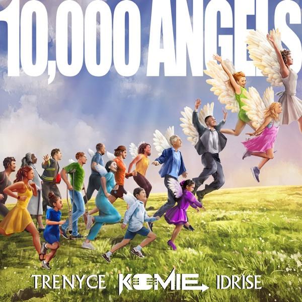 KOMIE - 10,000 Angels