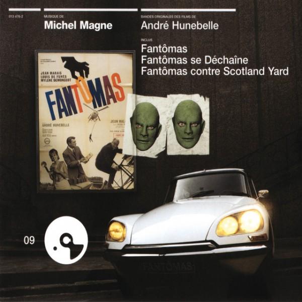Bienvenue Chez Fantômas - Bof Fantomas