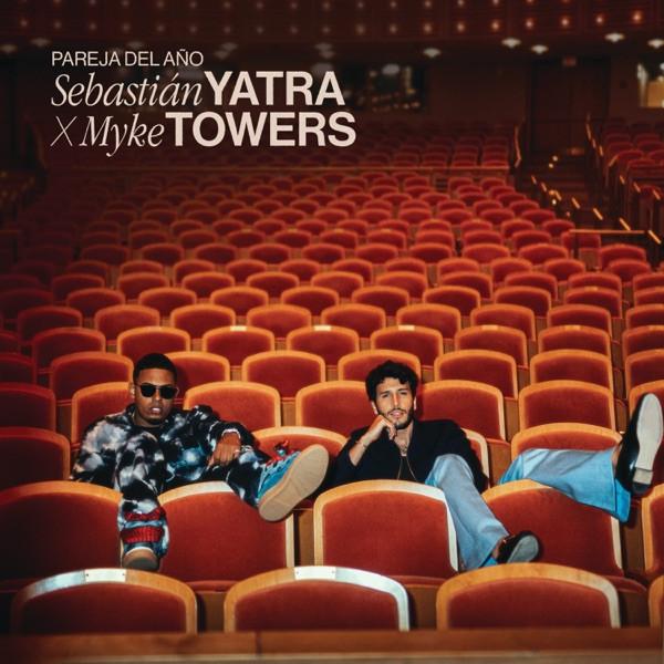 SEBASTIAN YATRA & MYKE TOWERS - Pareja Del Ano