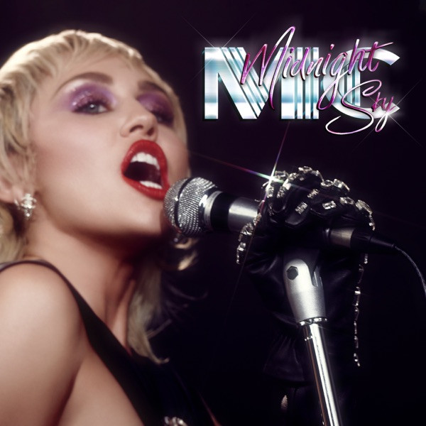 MILEY CYRUS - MIDNIGHT SKY