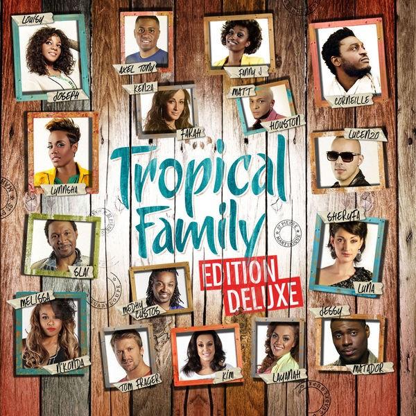 Tropical family - Maldon