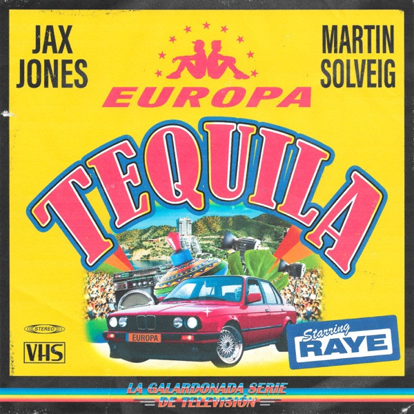 EUROPA - TEQUILA