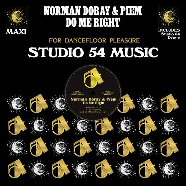 NORMAN DORAY, PIEM - DO ME RIGHT
