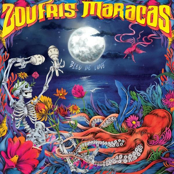 ZOUFRIS MARACAS - Sa Majesté La Mer
