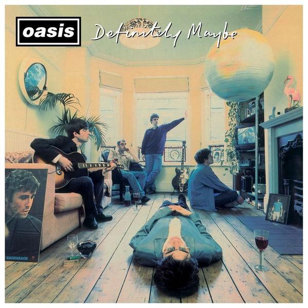 Oasis - Live Forever (Remastered)