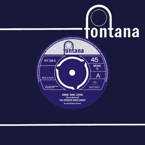 Gimme Some Lovin' - Single Mix / U.S Version