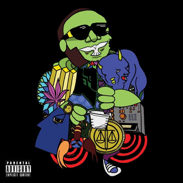 benny the butcher - pyrex Picasso