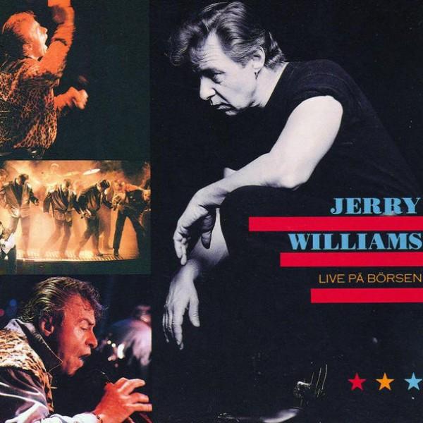 Jerry Williams - Cruisin' On Saturday Night