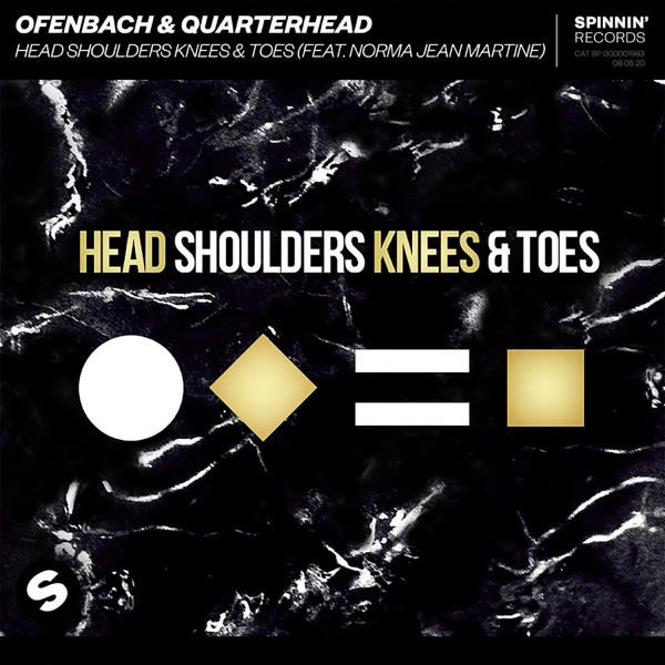 Ofenbach and Quaterhead feat. Norma Jean Martine - Head shoulders knees and toes