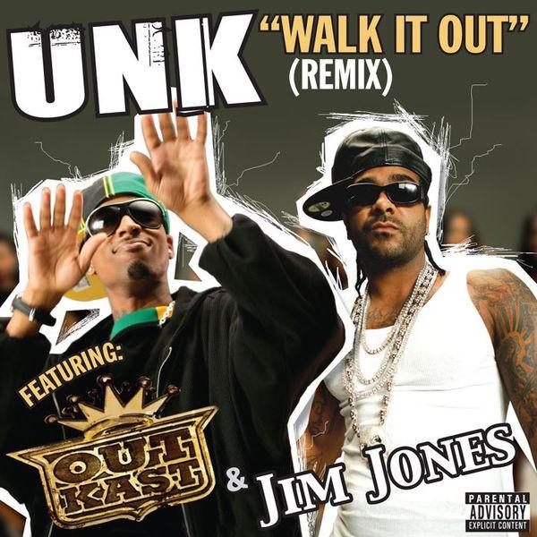 Walk It Out Remix feat OutKast & Jim Jones