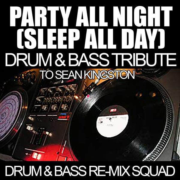 Sean Kingston - Party All Night [Remix]