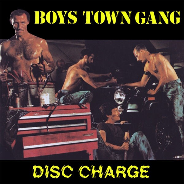 Boys Town Gang - Cant Take My Eyes Off You