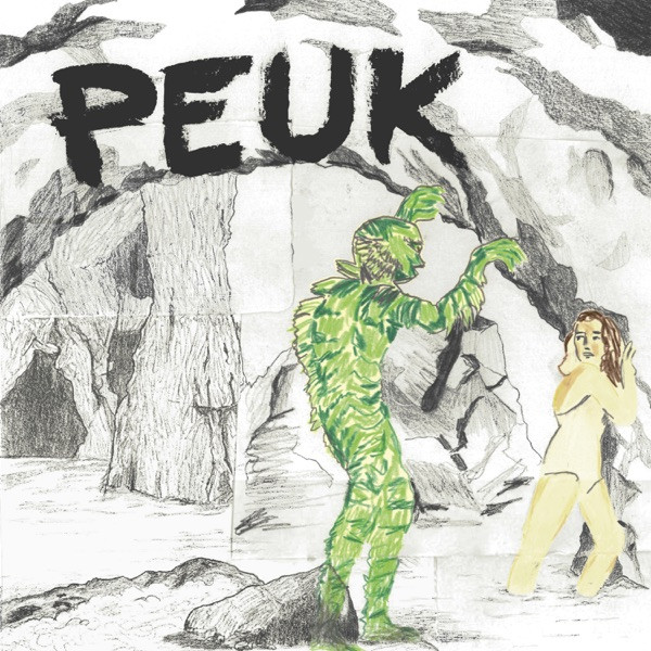 Peuk - Cave Person