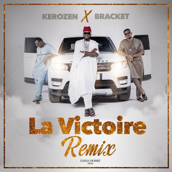 Dj Kerozen - La victoire (feat. Bracket)