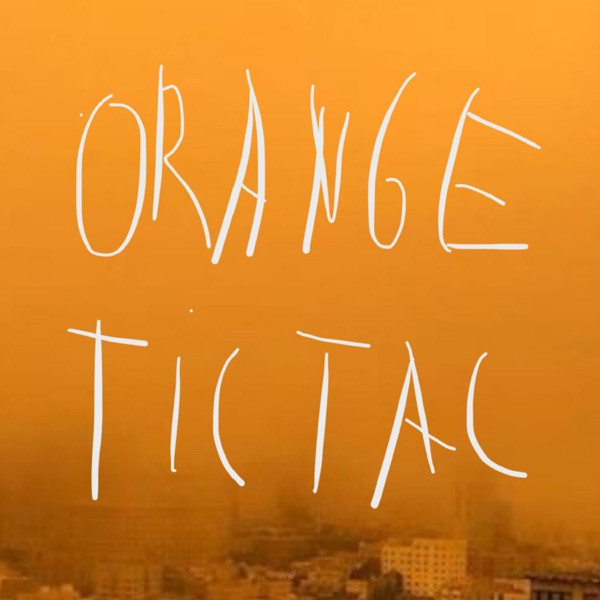 SOPHIA KENNEDY - Orange Tic Tac