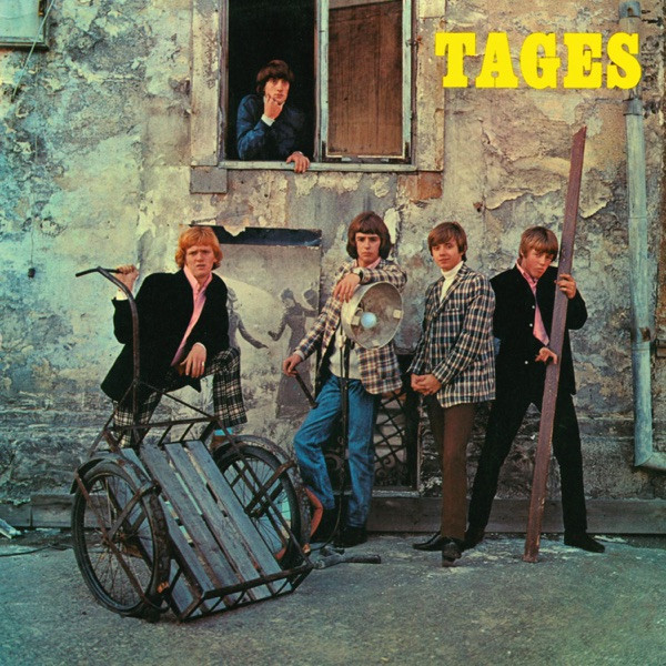 Tages - Everybody Loves A Lover