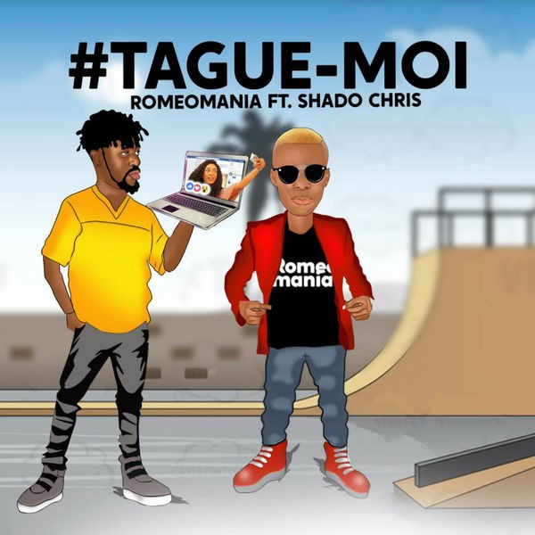 ROMEOMANIA Ft. SHADO CHRIS - Tague-Moi